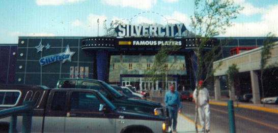 SilverCity Polo Park in the mid-2000's